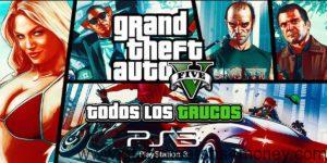 GTA 5 Cheats PS4 Money
