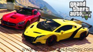 GTA 5 Cheats Xbox 360 Cars