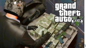 GTA 5 Cheats Xbox One Money