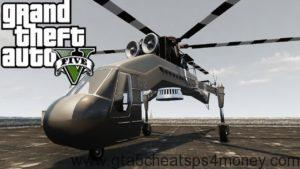 GTA 5 PS4 Cheats Helicopter