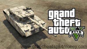 GTA 5 Cheats PC Tank