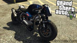 GTA 5 Cheats PS4 Bike