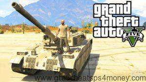 GTA 5 Cheats Xbox 360 Tank
