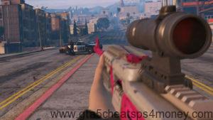 GTA 5 Cheats Xbox One Weapons