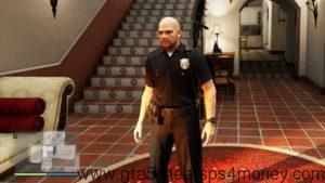 GTA 5 Police Uniform Cheat PC