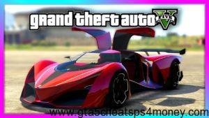 Fastest Car In GTA 5 PS3